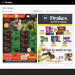 [SA, QLD] Peters Drumstick Ice Cream 24pk $15 (Save $12.99) / Arnott's Tim Tams Family Pack 330g $2 (Save $2.50) @ Drakes