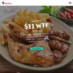 $10 Credit for PERi-Perks Members @ Nando's