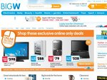 BIG W Online Free Shipping Code
