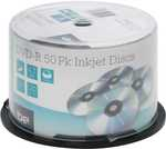 Be CD-R or DVD-R Inkjet Discs 50 Pack $5 Pickup /+ Deliviery @ BIG W