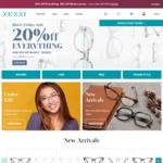 Zenni Optical 20% off Everything + 30% off Blockz Lenses
