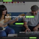 Yousician - BLACK FRIDAY SALE  50% OFF Premium+ $140 AUD