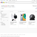 Huawei Mate 30 Pro (HMS) + Freebuds 3 + Wireless Charger + Cocoon Camera $1394 + Delivery ($0 with eBay Plus) @ Mobileciti eBay