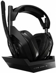 Astro A50 PS4/XB1 Wireless Headset with Base Station $338 (RRP $499) @ Harvey Norman
