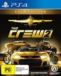 [PS4] The Crew 2 Gold Edition $18 (Sold out), [Switch] NBA 2K20 $44 Delivered @ Amazon AU