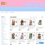 Street Mini Blocks LOZ $12.80 (Free Shipping over $60) @ Shine Kids World