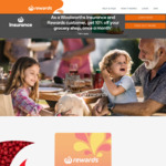 1500 Woolworths Rewards Points for Registering New Account