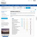 12 Months Hilton Honours Status Extension