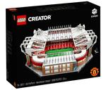 OUT OF STOCK LEGO Creator Expert 10272 Old Trafford – Manchester United $379.99 + Delivery @ Build & Play Australia