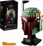 LEGO Star Wars Boba Fett Helmet 75277 $77.50 Delivered @ Amazon AU
