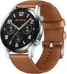 Huawei Watch GT2 Classic Smart Watch [46mm] (Brown) $329 ($100 off) @ JB Hi-Fi