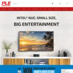 Win an Intel NUC Gen10 i5 Barebones Mini PC Worth Over $1,100 from PLE