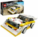 LEGO Speed Champions 1985 Audi Sport Quattro S1 76897 $18.24 + Delivery ($0 with Prime/ $39 Spend) @ Amazon AU