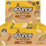 Bounce Nut Butter Bar Peanut 50g x12 $1.60 (Was $15), Pro Supps Whey 100 Chocolate/Vanilla 2270g $36 (Was $90) More @ Woolworths