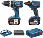 Bosch 18V 2.0ah Li-Ion Cordless Brushless SBX2-CECWL 2 Piece Combo Kit $398.99 Delivered or Collected @ Blackwoods