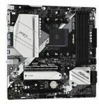 ASRock B550M Pro4 mATX Motherboard $145.20, Pro4 ATX $189.2, Phantom Gaming 4 Wifi ATX $180.40 (C&C) + Delivery @ JW Computers