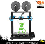 Halloween Sale: Sovol SV02 Dual Extruder 3D Printer 280*240*300 mm US$345.99 (~A$487) + Free Shipping from AU @ Sovol3d