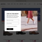 ECCO Click Frenzy Further 20% off - Kyle High Top $79.20 (RRP $239.95)