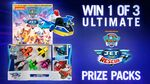 Win 1 of 3 Paw Patrol Prize Packs Worth $144.93 from Seven Network