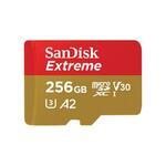 SanDisk Extreme 256GB MicroSD Card $59.99 Delivered @ Memoski