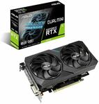 Asus GeForce RTX 2070 Dual OC EVO Mini 8GB for $489 Delivered @ Centrecom