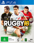 50% off PS4 & XB1 Games from $2.48 to $9.98 Click & Collect @ EB Games