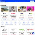 100% Cashback with Chemist Warehouse Capped at $10  @ jamjar (new users)