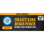 2000 Bonus flybuys Points (Worth $10) with $50 Online Spend @ First Choice Liquor
