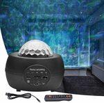 FantasyAttics LED Night Light Projector $32.99 Delivered @ NUANSA via Amazon AU