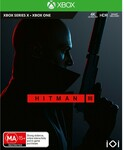 [Preorder, XSX, XB1, PS5, PS4] Hitman 3 $72.90 Delivered @Big W