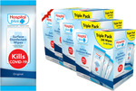 36x Surface Disinfectant Wipes 80pk $239.92 Delivered ($6.67ea) @ Hospital Plus