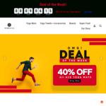 40% off All Ace Pro Yoga Mats $77 Shipped @ Nibbana