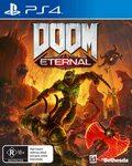 [PS4] Doom Eternal - $20 + Post ($0 with Prime/ $39 Spend) @ Amazon AU