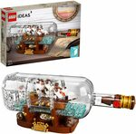 LEGO Ship in a Bottle 92177 $95.20 Delivered @ Amazon AU