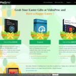 IObit Malware Fighter PRO, Ashampoo Backup Pro 14 $0 @ VideoProc