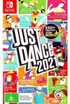 [PS5, XB1, Switch] Just Dance 2021 & Immortal Fenyx Rising $38 + Delivery ($0 with Kogan First) @ Kogan