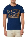 Superdry Shirts from $23.20 + Delivery ($0 C&C/ $50 Spend)  @ David Jones