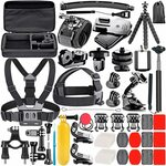 Neewer 53-In-1 Action Camera Accessory Kit Compatible with GoPro $28.89 + Post ($0 with Prime/ $39 Spend) @ shagou350 Amazon AU