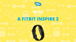 Win a Fitbit Inspire 2 Worth $179.95 from Dishmatic
