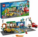 LEGO City Shopping Street 60306 Building Kit $66, City Town Centre 60292 $99 (Expired) Delivered @ Amazon AU