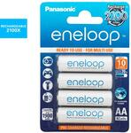 Eneloop AA 4 Pack 1900mAh $13 + Delivery (Free with Club Catch) @ Catch