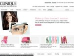 Clinique $138 Gift with $80 Purchase from Online Store