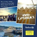 Win a 2 Hour Sydney Harbour Cruise for 10 People from Harbour Life Charters