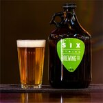 25% off Tallboys and PET 2L Growlers & Free Shipping @ Six String Brewery