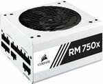 Corsair RM750x White 750W 80+ Gold Modular ATX PSU $155 + Delivery ($0 to Metro Areas) @ Centre Com / $149 Delivered @ Amazon AU