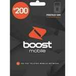 22% off Boost Mobile Sims, $200 100GB for $156, $300 240GB for $234, Vodafone $30 - $3.90 Extra @ Simonline