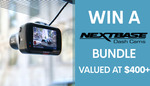 Win a Nextbase Dash Cam Bundle Worth $409 from Seven Network