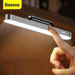 Baseus Magnetic Desk Lamp w/ Rechargeable 1800mAh Battery US$16 (~A$21.76) Delivered @ Banggood
