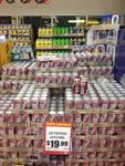 Dr. Pepper 330ml 24pk $19.99 at Supa IGA Thornlie, WA