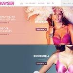 Kayser Lingerie - 20% off